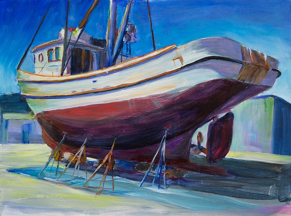 Pt. Townsend boatyard