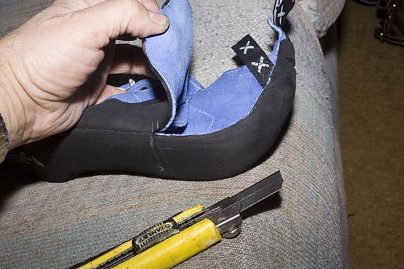 Climbing Shoe Repair Seattle